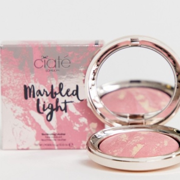 Ciate Other - Ciate London Marbled Light Illuminating Blush